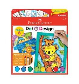 Faber Castell Dot a Design Animals