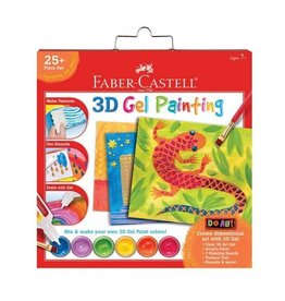Faber Castell Do Art 3D Gel Paintings