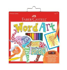 Faber Castell Do Art Word Art