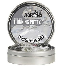 "Crazy Aaron's Putty Liquid Glass 4"" Tin"