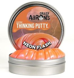 "Crazy Aaron's Putty Neon Flash Electric 2"" Tin"