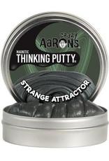 "Crazy Aaron's Putty Strange Attractor Super Magnetic 4"" Tin plus magnet"