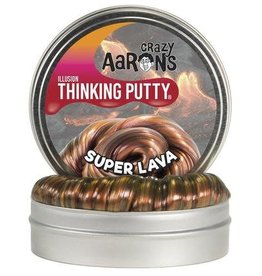 "Crazy Aaron's Putty Super Lava Illusions 4"" Tin"