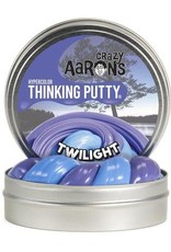 "Crazy Aaron's Putty Twilight Hypercolor 4"" Tin"