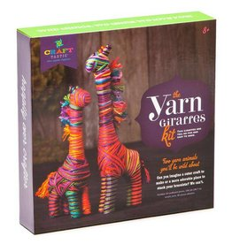Ann Williams Yarn Wrapped Giraffes Kit