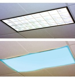 Learning Resources Classroom Light Filters - Tranquil Blue