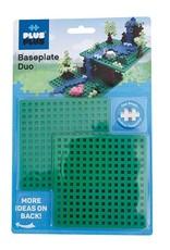 Plus-Plus Baseplate Duo