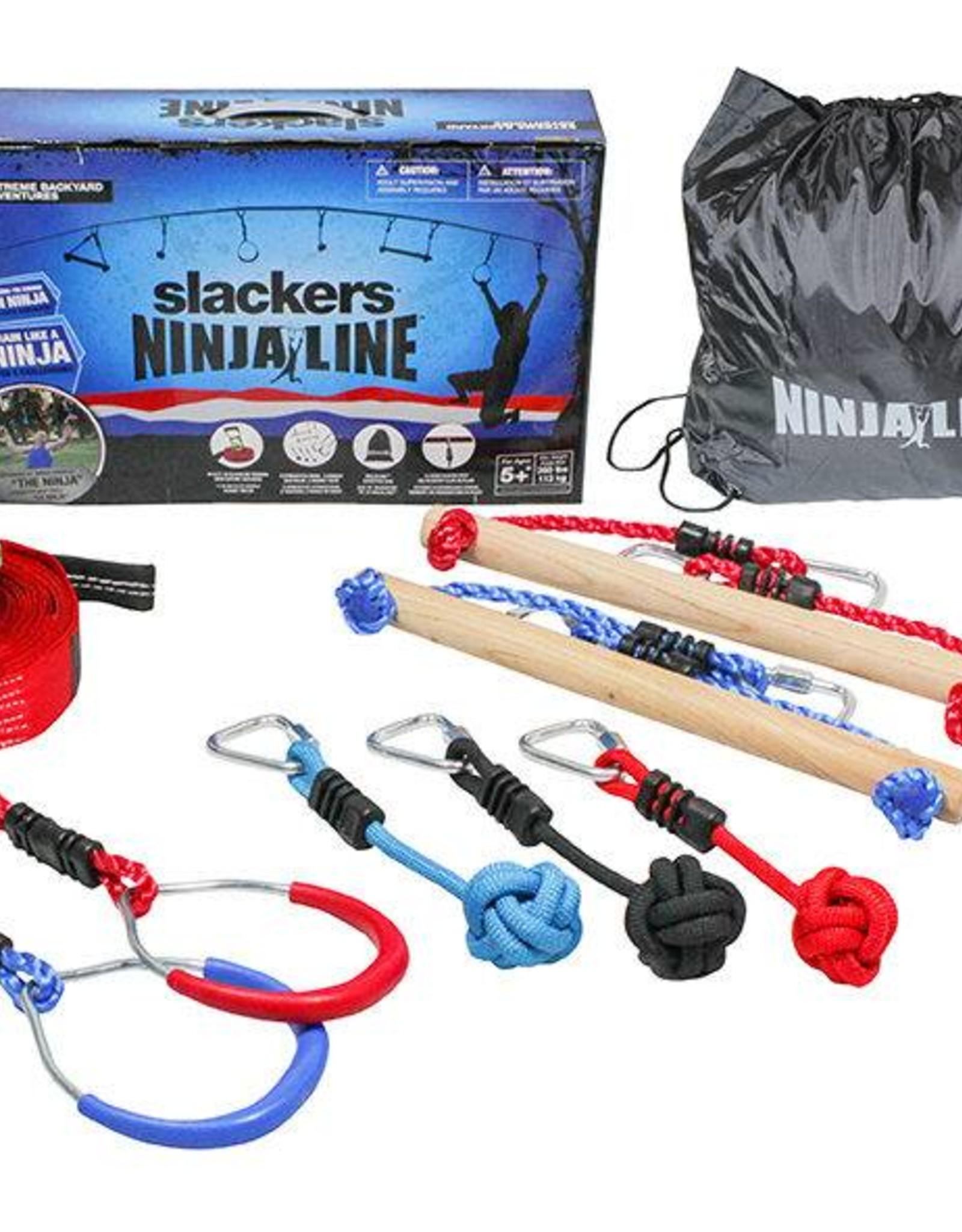 B4 Adventure Slackers NinjaLine