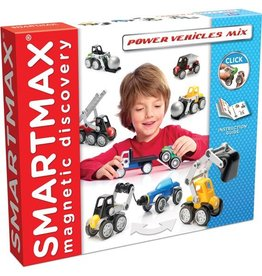 Smart Toys and Games SmartMax Power Vehicles-Max (Complete Set) BEST SELLER!