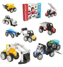 Smart Toys and Games SmartMax Power Vehicles-Rescue Team