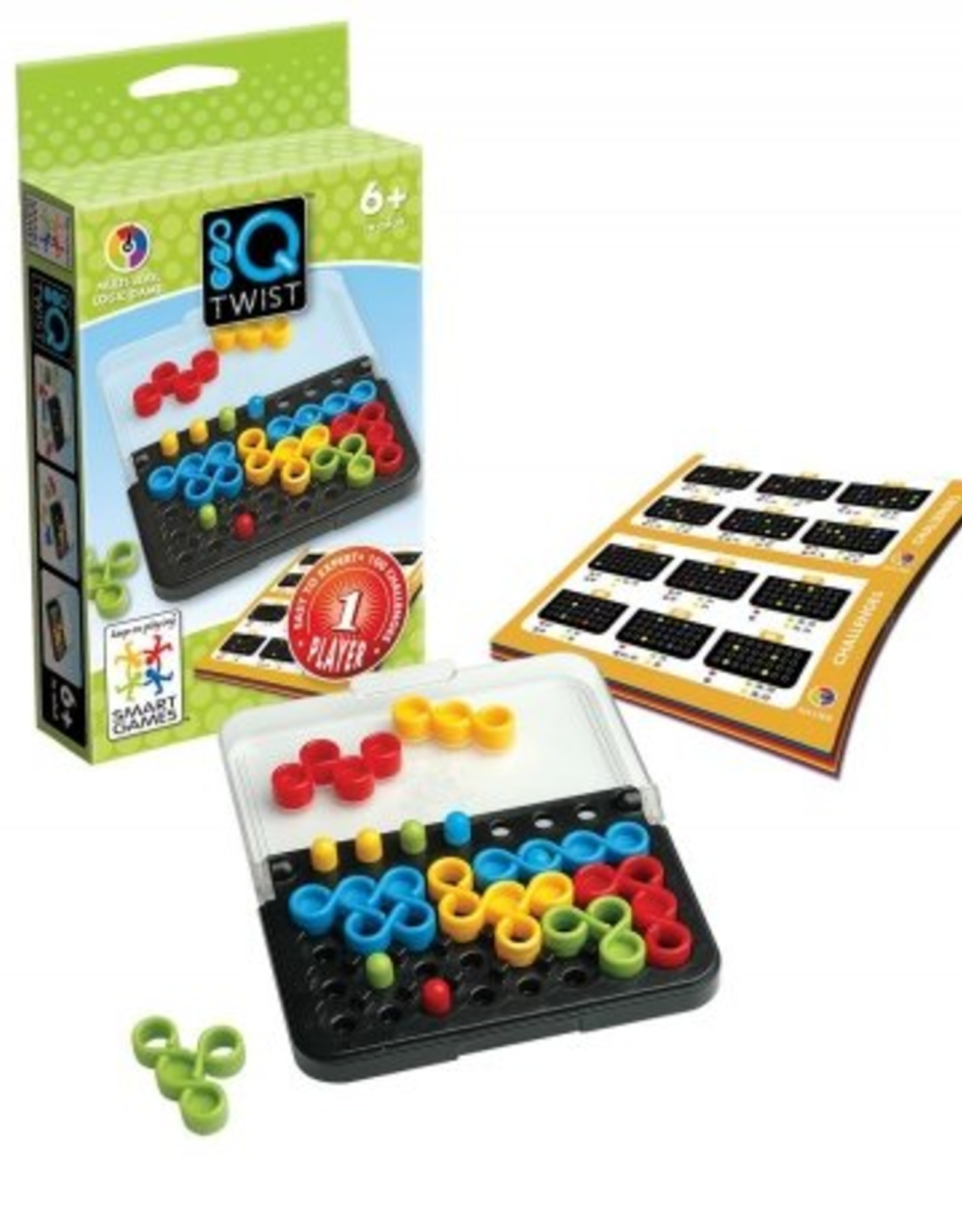 Smart Toys and Games IQ Twist