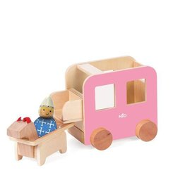 Manhattan Toy MiO Carriage + Horse + 1 Person