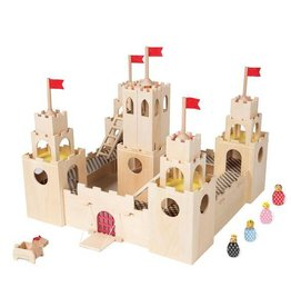 Manhattan Toy MiO Castle + Horse + 4 People