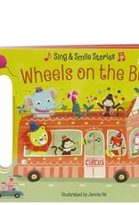 """Cottage Door Press Sing & Smile """"Wheels on the Bus"""""""