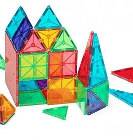 Magna Tiles MAGNA-TILES Clear Colors 100 Piece Set