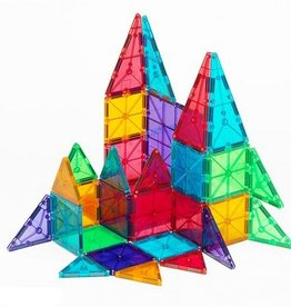 Magna Tiles MAGNA-TILES Clear Colors 32 Piece Set