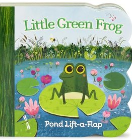 Cottage Door Press Green Frog Pond