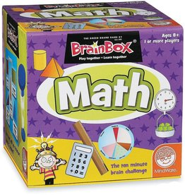 Mindware BRAIN BOX STEAM: MATH