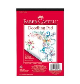 """Faber Castell Doodilng Pad 6"""" x 9"""