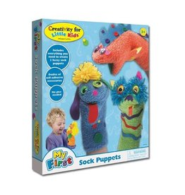 Faber Castell My First Sock Puppets