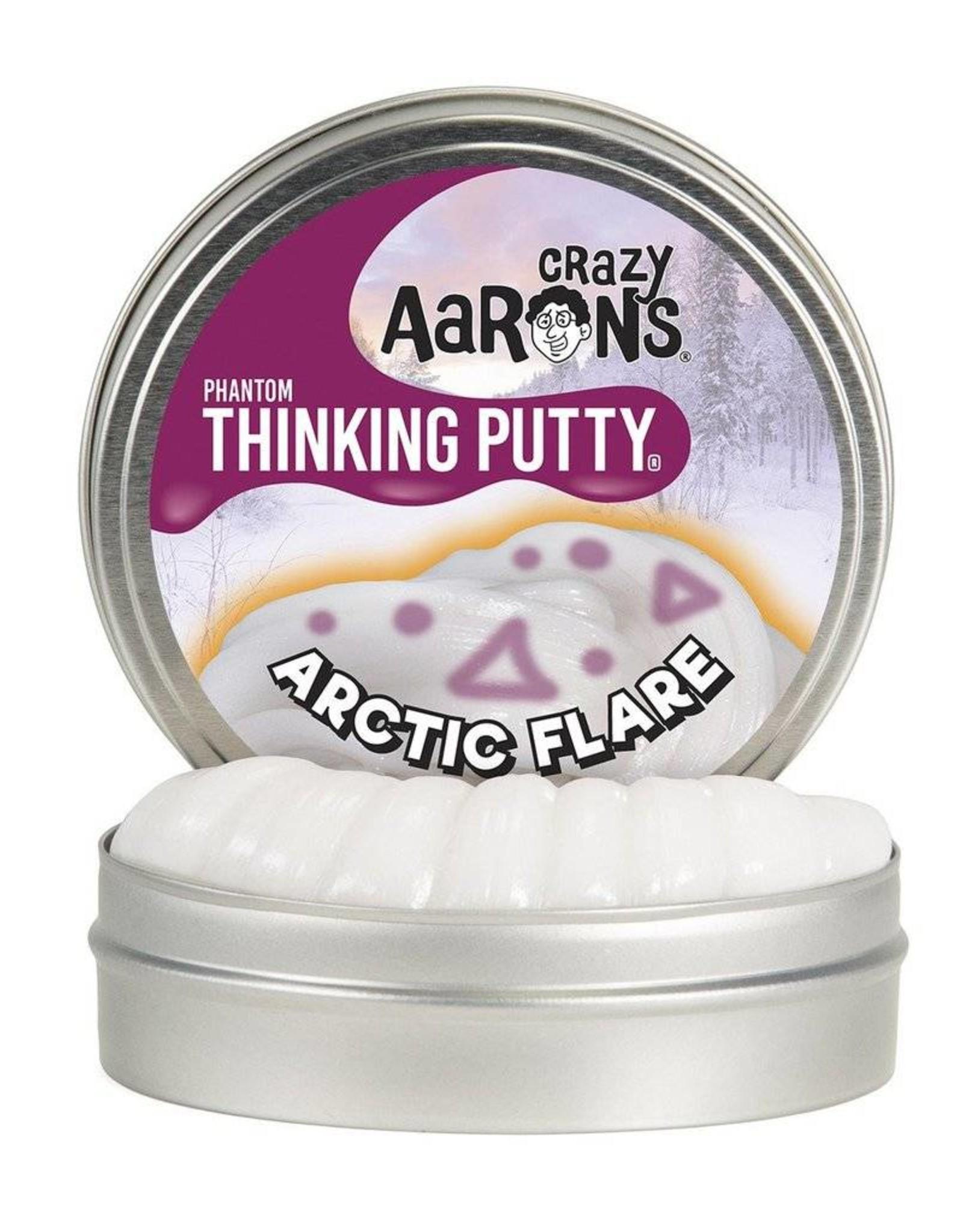 "Crazy Aaron's Putty Arctic Flare 4"" Tin"