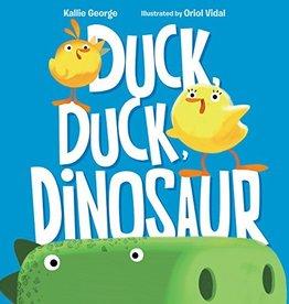 Harper Collins Duck, Duck, Dinosaur - George, Kallie