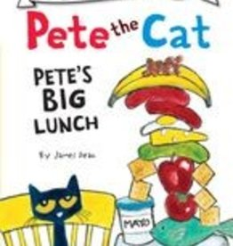 Harper Collins Pete the Cat: Pete's Big Lunch - Dean, James