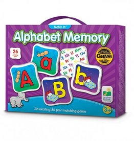 Learning Journey Match It! Memory - Alphabet