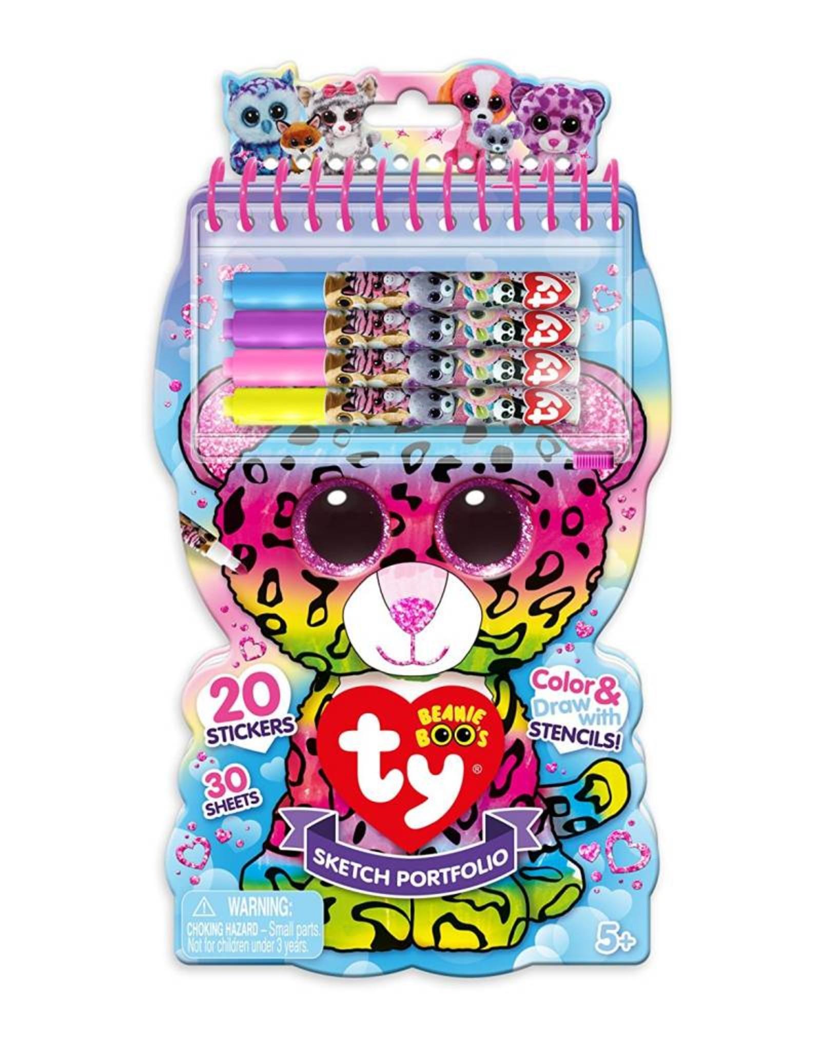 License 2 Play Beanie Boo Mini Sketch