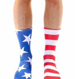 Living Royal Stars and Stripes Crew Socks