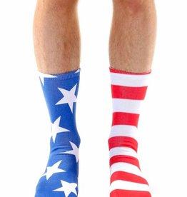 Living Royal Stars and Stripes Crew Socks