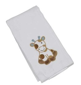 Maison Chic Grayson the Giraffe Burp Cloth(Single)