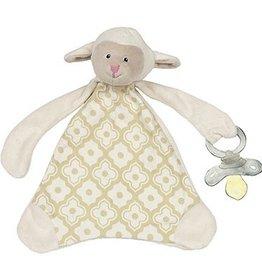 Maison Chic Lillie the Lamb Pacifier Blankie