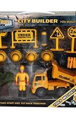 Mukikim Construct a Truck-City Builder