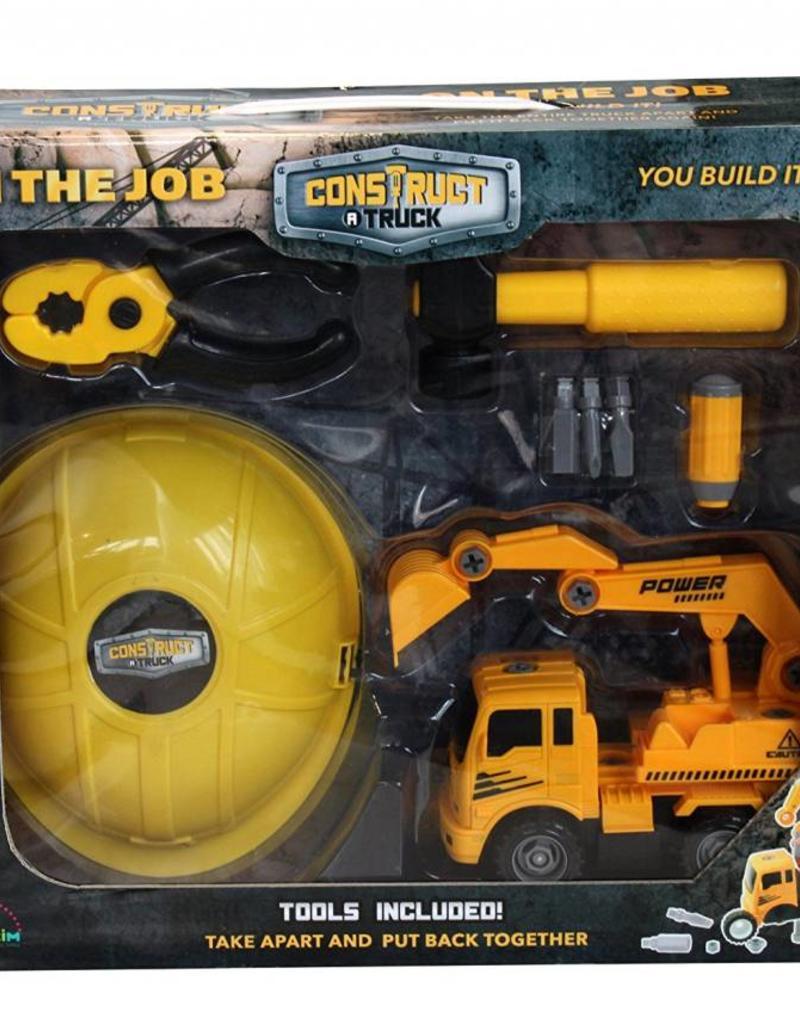 Mukikim Construct a Truck-Job
