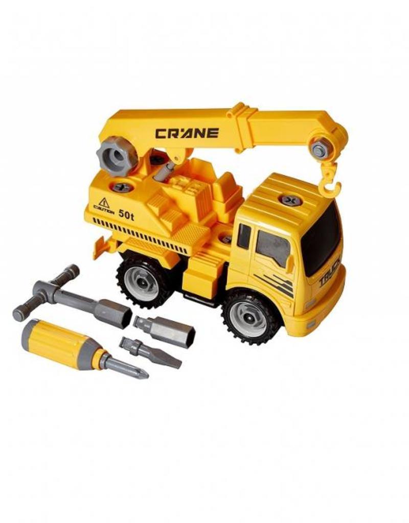 Mukikim Construct a Truck