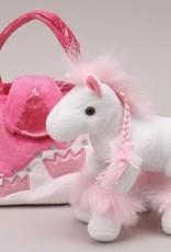 "Unipak Design 8"" Karimee Unicorn(white)"