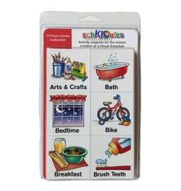 Schkidules Home Collection Activity Magnets