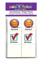 Schkidules Accessory Triple Pack