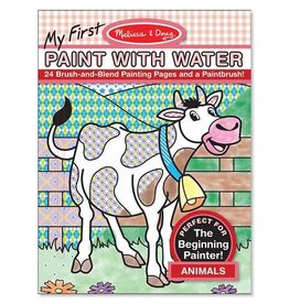 Melissa & Doug Paint with Water-Animals
