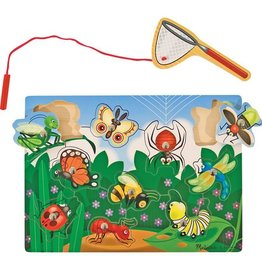 Melissa & Doug Magnetic Bug-Catching Game
