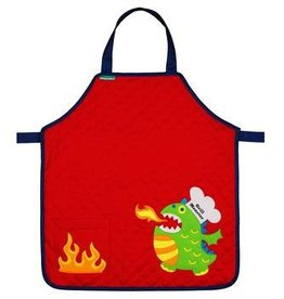Quilted Apron - Monster