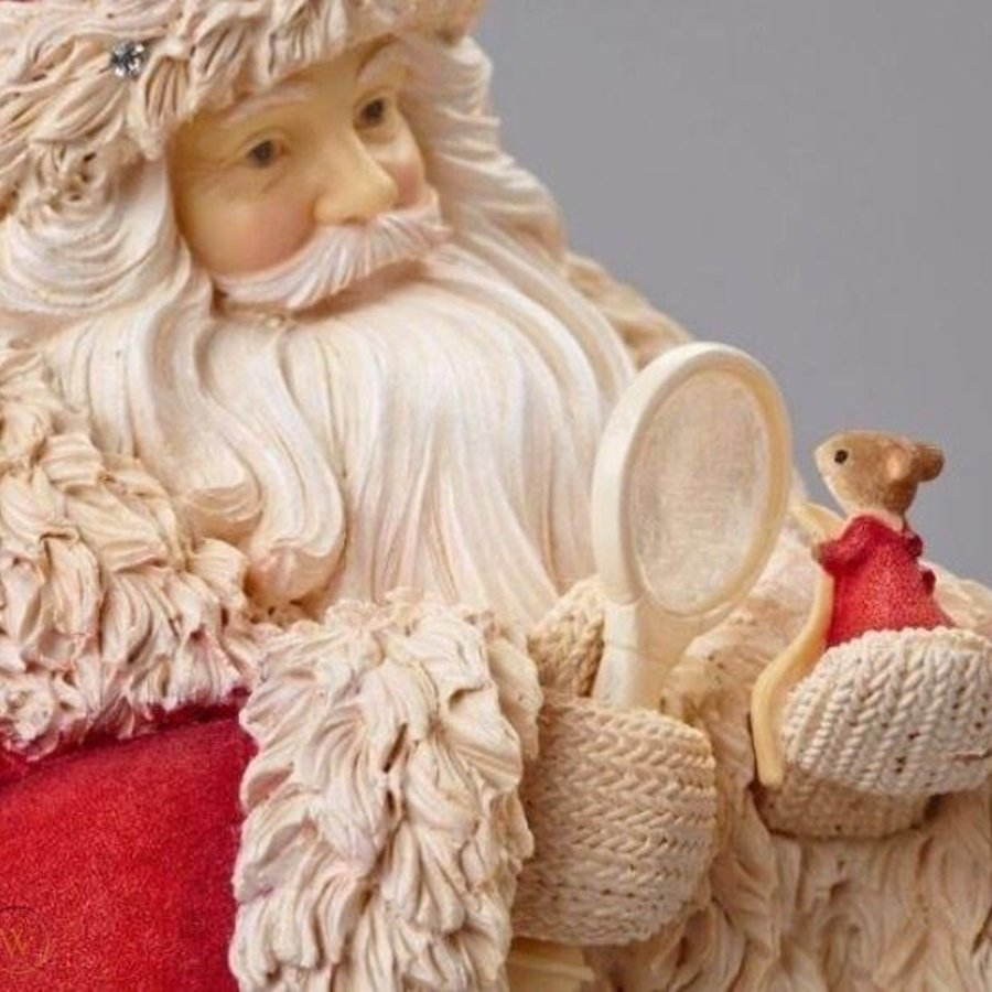 The Heart of Christmas Figurines