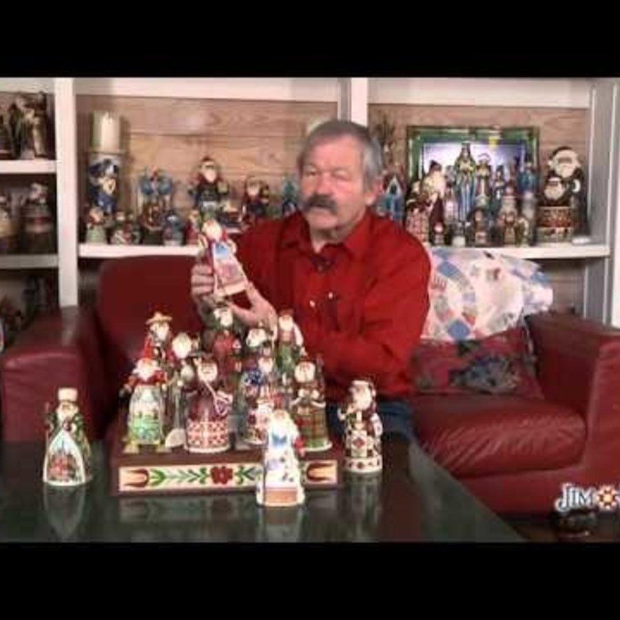 Père Noëls Autour du Monde