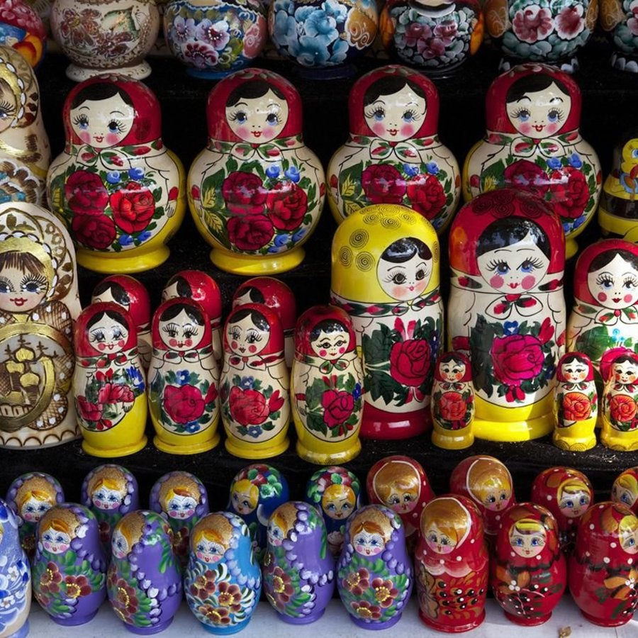Russian Collectibles