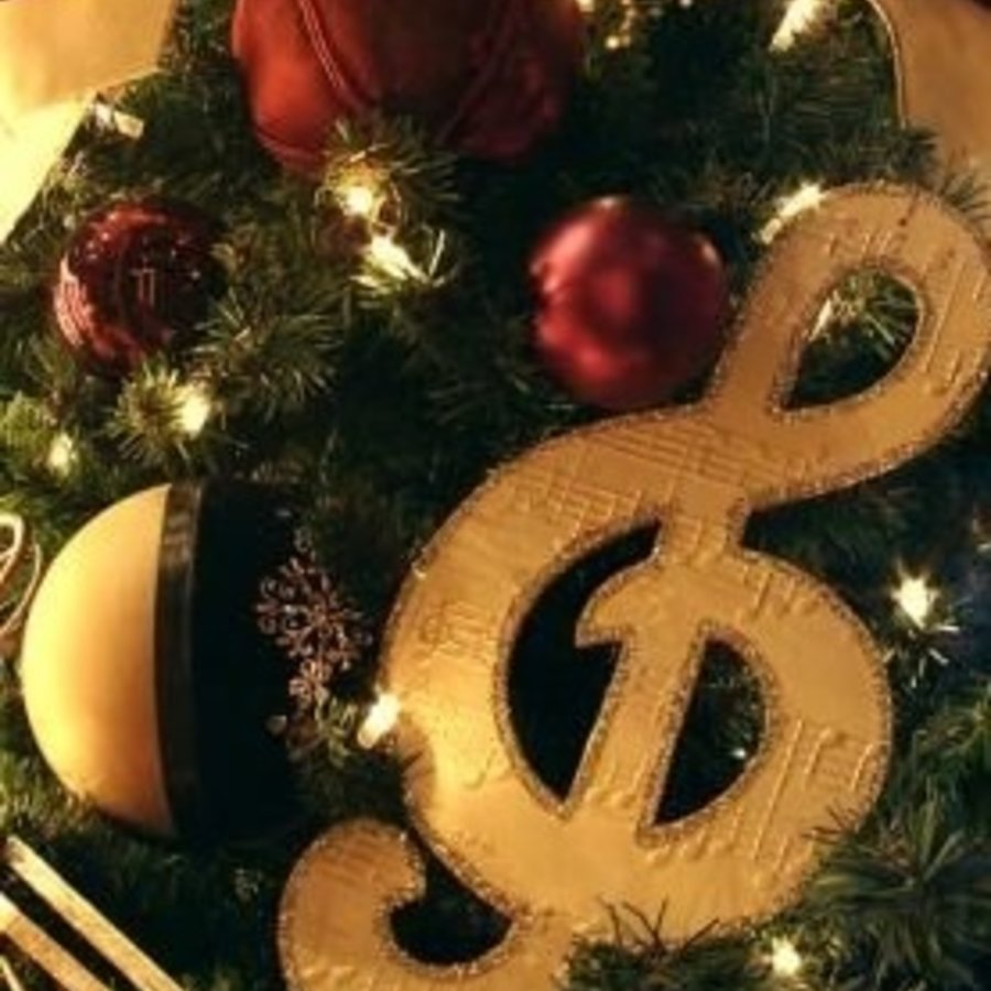 Music theme Ornaments