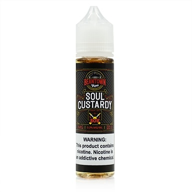 80V Soul Custardy by Beantown Vapor
