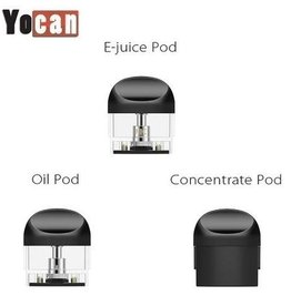 Yocan Evolve 2.0 Replacement Pods