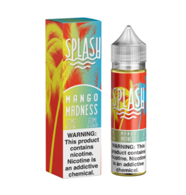 Splash Mango Madness by Splash Eliquid