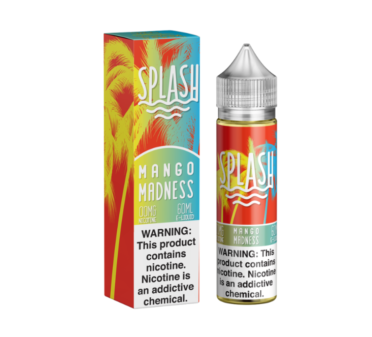 Splash Mango Madness by Splash Eliquid